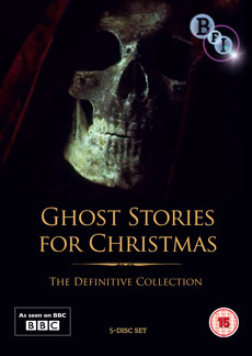 Buy Ghost Stories for Christmas: The Definitive Collection on DVD and Blu Ray