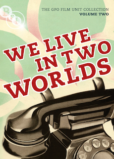 Buy We Live in Two Worlds on DVD and Blu Ray