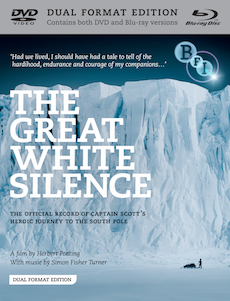 Buy The Great White Silence on DVD and Blu Ray