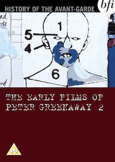 Buy The Early Films of Peter Greenaway Volume 2 on DVD and Blu Ray