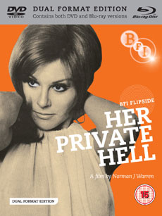 Buy Her Private Hell on DVD and Blu Ray