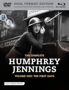 Buy The Complete Humphrey Jennings Collection Volume One: The First Days on DVD and Blu Ray