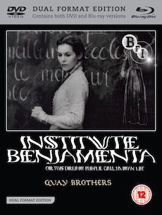 Buy Institute Benjamenta on DVD and Blu Ray