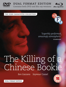 Buy The Killing of a Chinese Bookie on DVD and Blu Ray