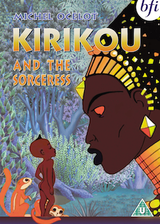 Buy Kirikou and the Sorceress on DVD and Blu Ray