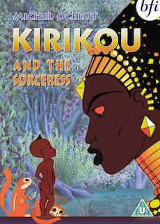 Buy Kirikou and the Sorceress on DVD and Blu Ray