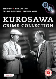 Buy Kurosawa Crime Collection on DVD and Blu Ray