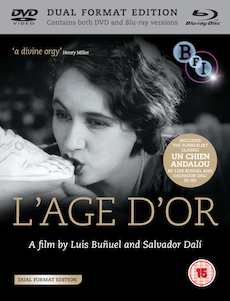 Buy L'Age d'Or on DVD and Blu Ray