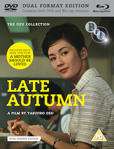 Buy Late Autumn on DVD and Blu Ray
