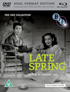Buy Late Spring on DVD and Blu Ray