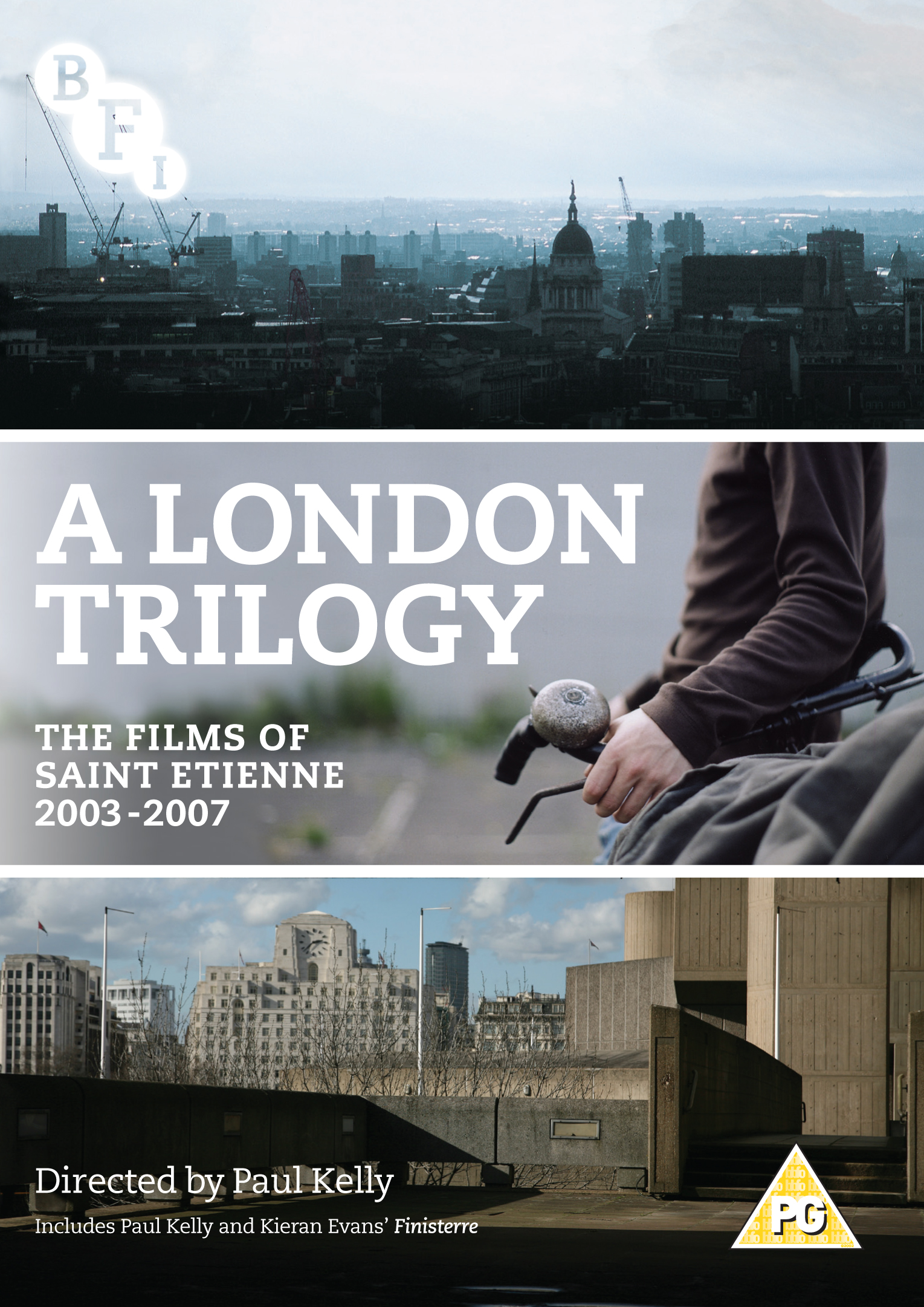 Buy A London Trilogy on DVD and Blu Ray