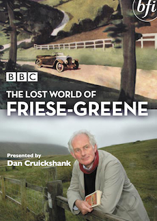 Buy The Lost World of Friese-Greene on DVD and Blu Ray