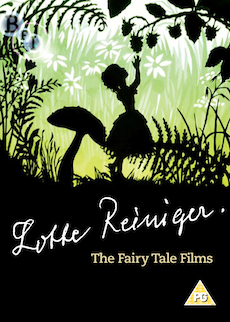 Buy Lotte Reiniger: The Fairy Tale Films on DVD and Blu Ray