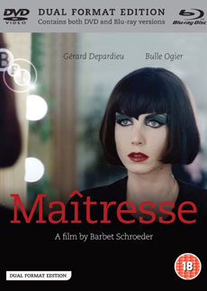 Buy Maîtresse on DVD and Blu Ray