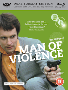 Buy Man of Violence on DVD and Blu Ray