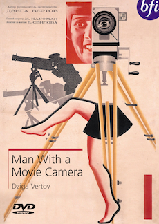 Buy Man with a Movie Camera on DVD and Blu Ray