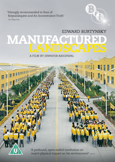 Buy Manufactured Landscapes on DVD and Blu Ray