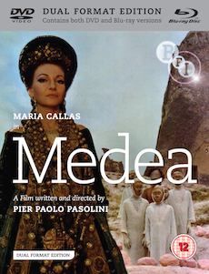 Buy Medea on DVD and Blu Ray
