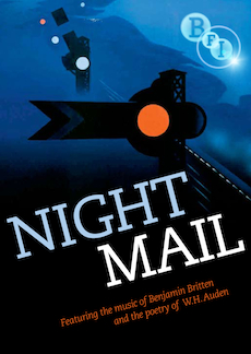 Buy Night Mail on DVD and Blu Ray