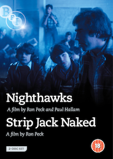Buy Nighthawks / Nighthawks II: Strip Jack Naked on DVD and Blu Ray