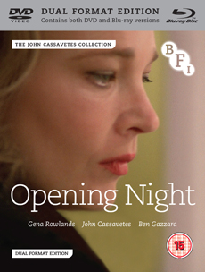 Buy Opening Night on DVD and Blu Ray