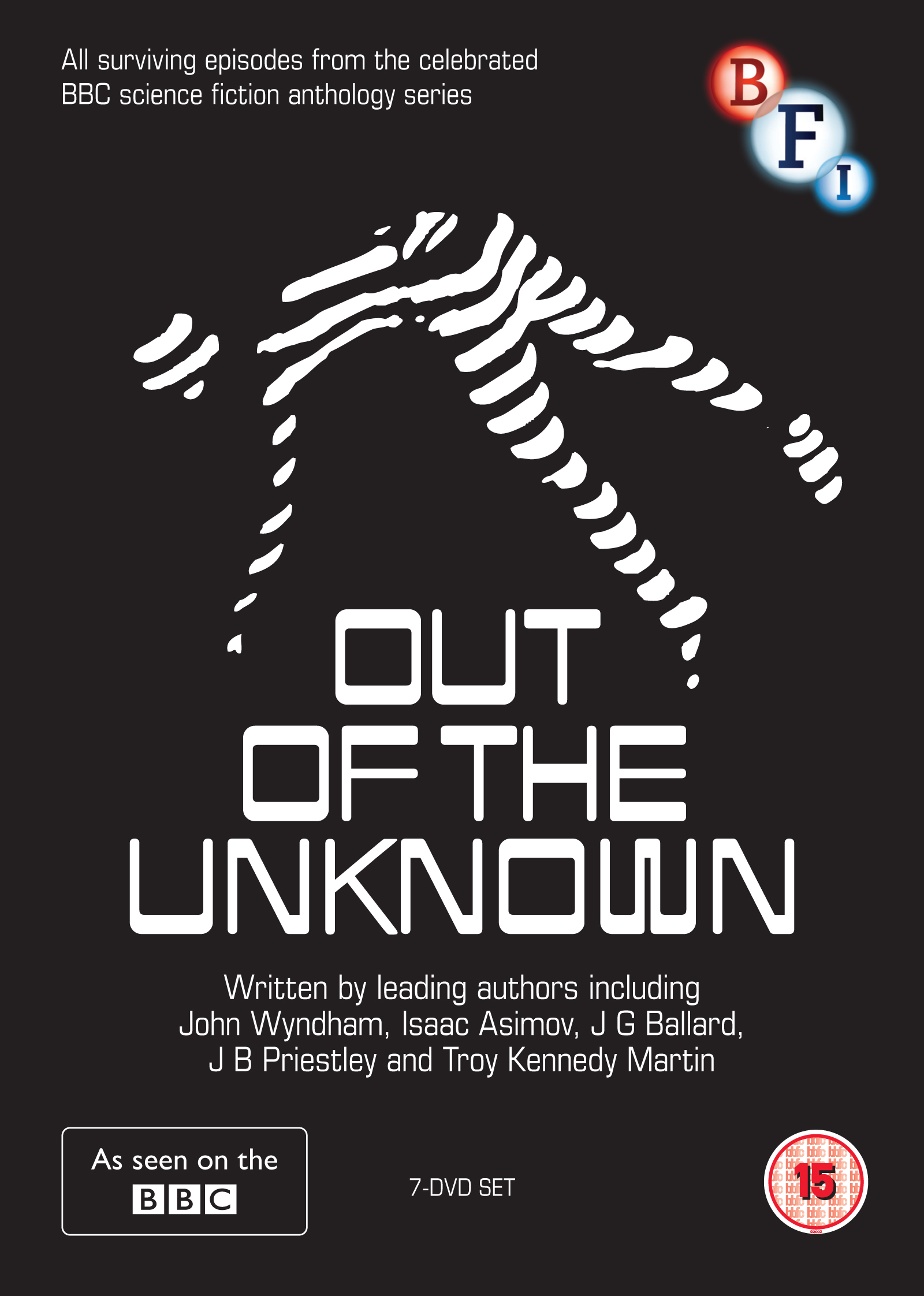 Buy Out of the Unknown box set on DVD and Blu Ray