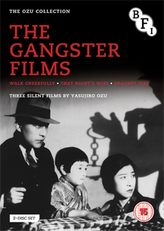 Buy The Ozu Collection – The Gangster Films  on DVD and Blu Ray