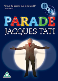 Buy Parade on DVD and Blu Ray