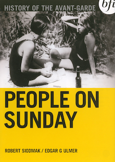 Buy People on Sunday on DVD and Blu Ray