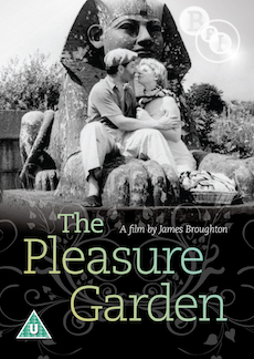 Buy The Pleasure Garden on DVD and Blu Ray