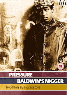 Buy Pressure + Baldwin's Nigger on DVD and Blu Ray