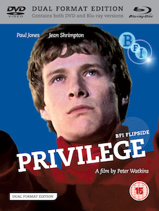 Buy Privilege on DVD and Blu Ray