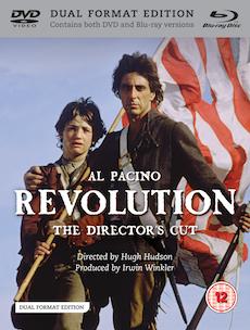Buy Revolution on DVD and Blu Ray