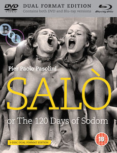 Buy Salò, or The 120 Days of Sodom on DVD and Blu Ray