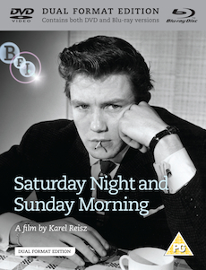 Buy Saturday Night and Sunday Morning on DVD and Blu Ray