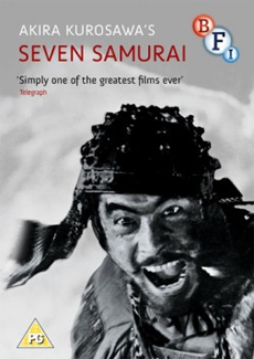 Buy Seven Samurai on DVD and Blu Ray