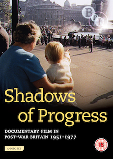 Buy Shadows of Progress on DVD and Blu Ray