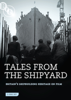Buy Tales from the Shipyard on DVD and Blu Ray