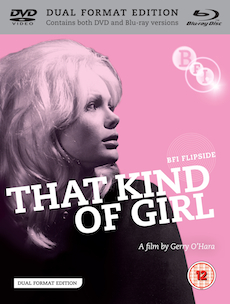 Buy That Kind of Girl on DVD and Blu Ray