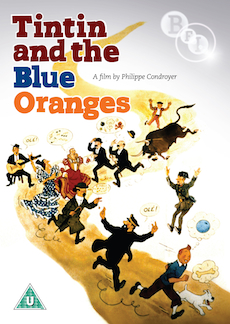 Buy Tintin and the Blue Oranges on DVD and Blu Ray