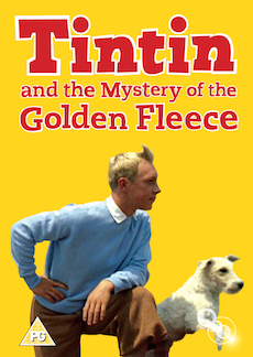 Buy Tintin and the Mystery of the Golden Fleece (English dub only) on DVD and Blu Ray
