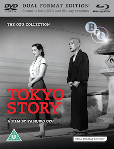 Buy Tokyo Story on DVD and Blu Ray