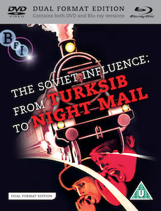 Buy The Soviet Influence: From Turksib to Night Mail on DVD and Blu Ray