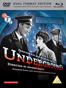 Buy Underground on DVD and Blu Ray