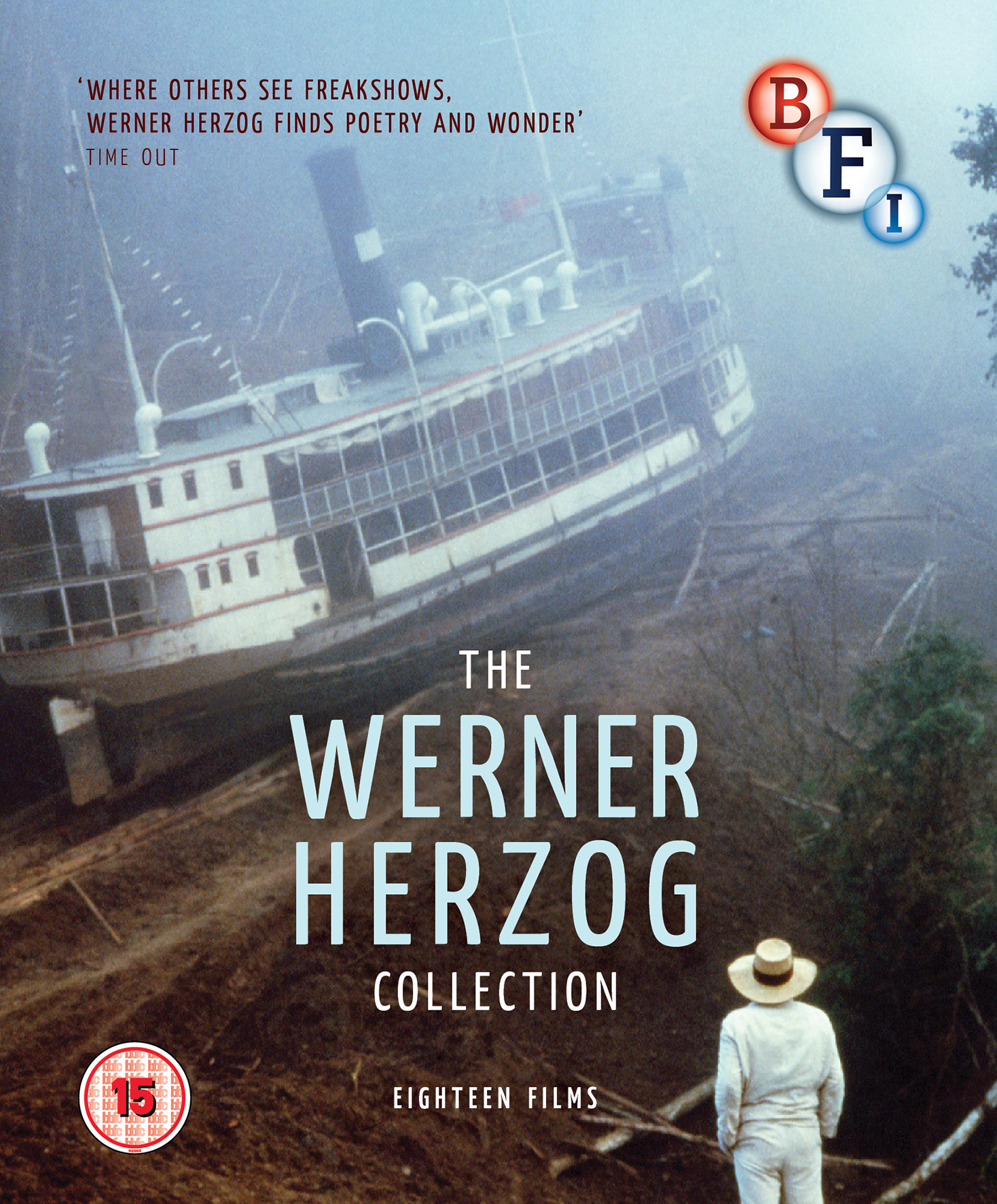 Buy The Werner Herzog Collection Blu-ray on DVD and Blu Ray