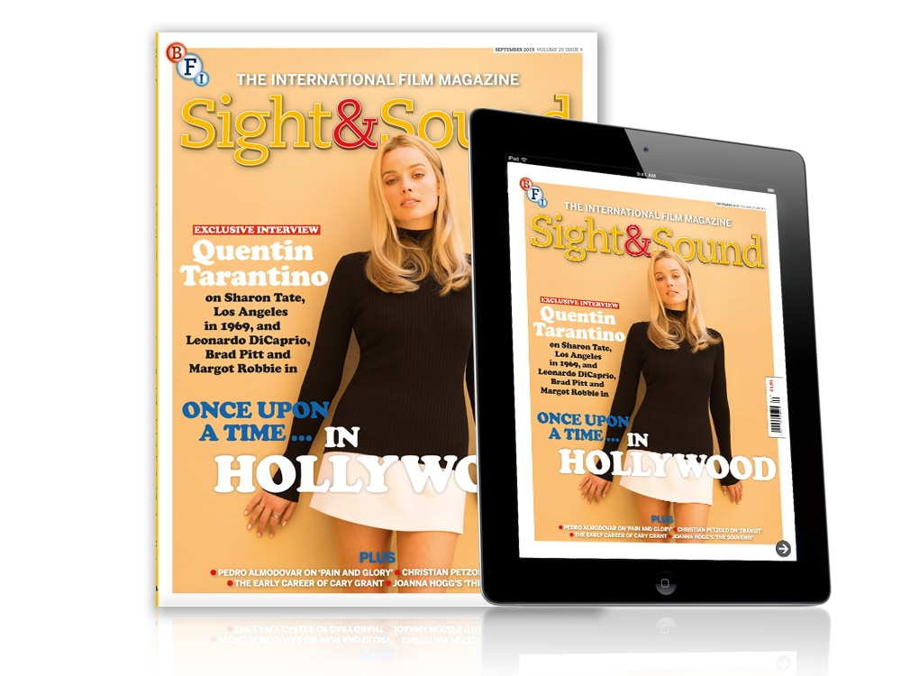 Sight & Sound: the September 2019 issue   BFI
