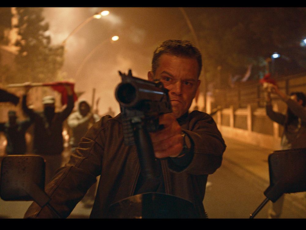 Review Paul Greengrass S Jason Bourne 2016 Sight Sound Bfi