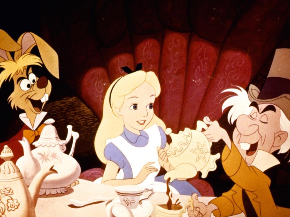 Alice Disney porno