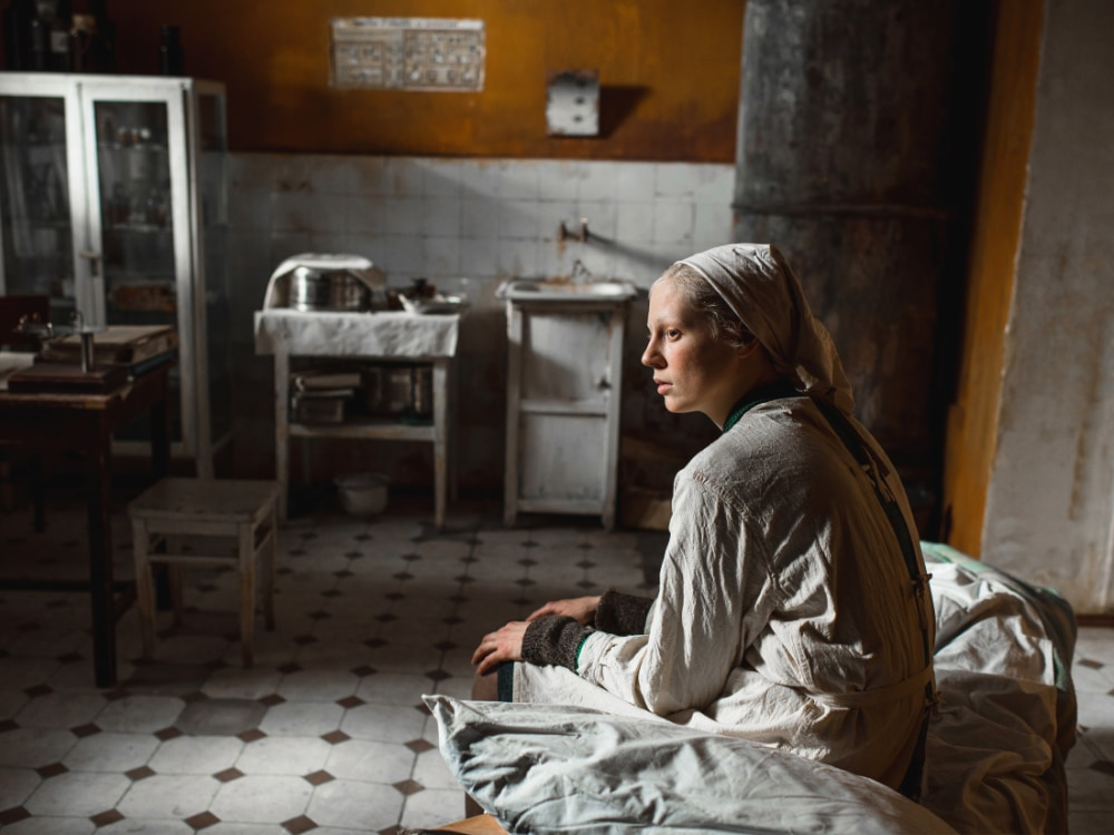 Beanpole first look: life, and beauty, persist after the siege of Leningrad | Sight & Sound