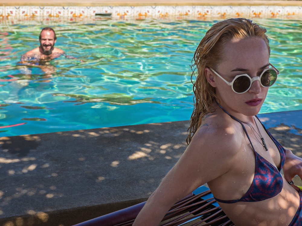 d7ce33d3a0 A bigger splash: diving into the dark depths of swimming pools on film | BFI